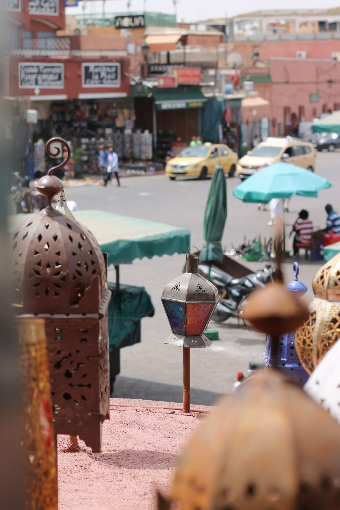 Zeitoun Cafe, Marrakech, Morocco