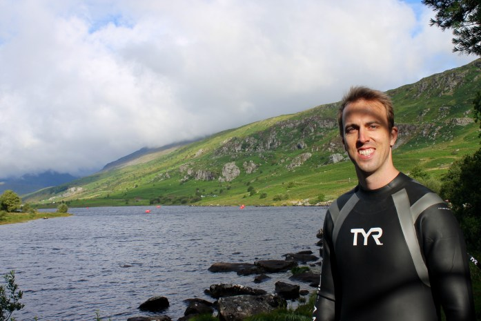 Snowman Triathlon, Snowdonia National Park, Wales