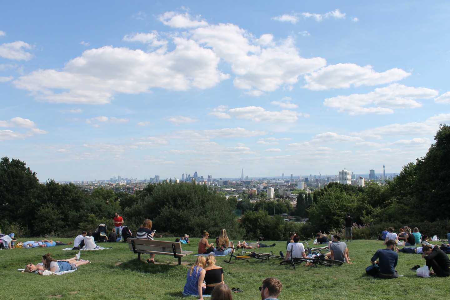 Things To Do in London: Hampstead Heath