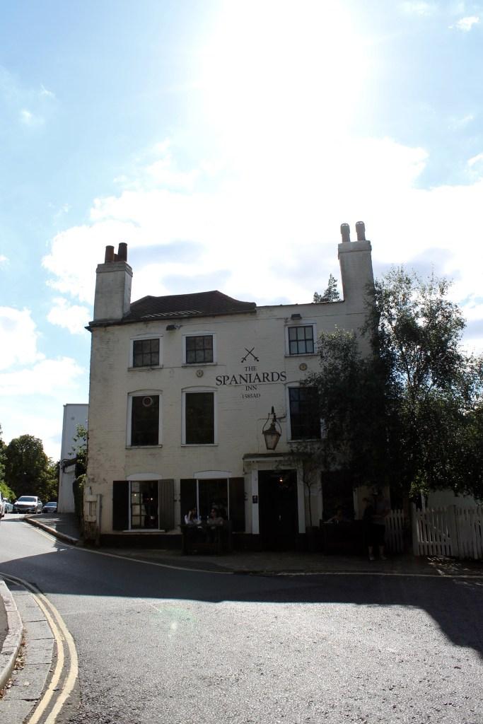 Spianard's Inn Hampstead Heath
