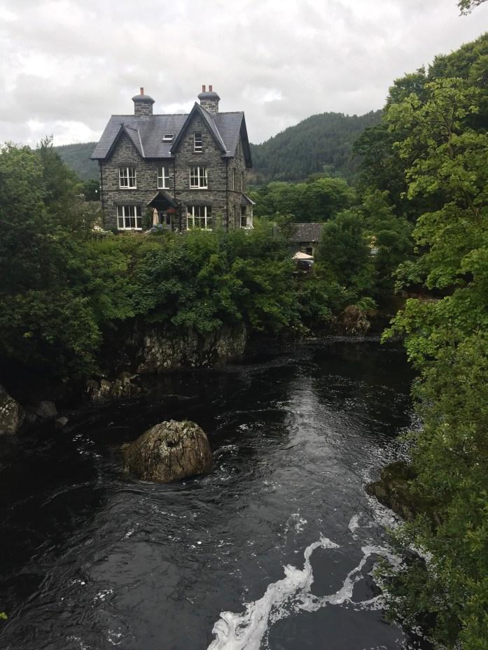 Betws-y-Coed, Snowdonia, Wales