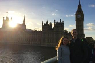 Sanders in London!