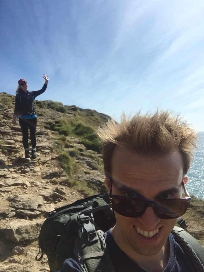 Hiking in Swanage