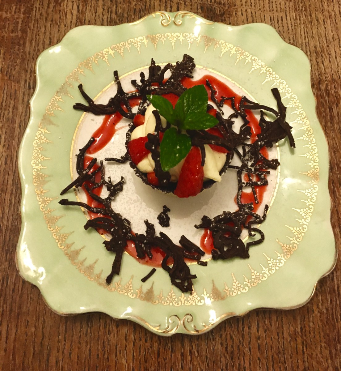 Worth Matravers Tea and Supper Room Desserts