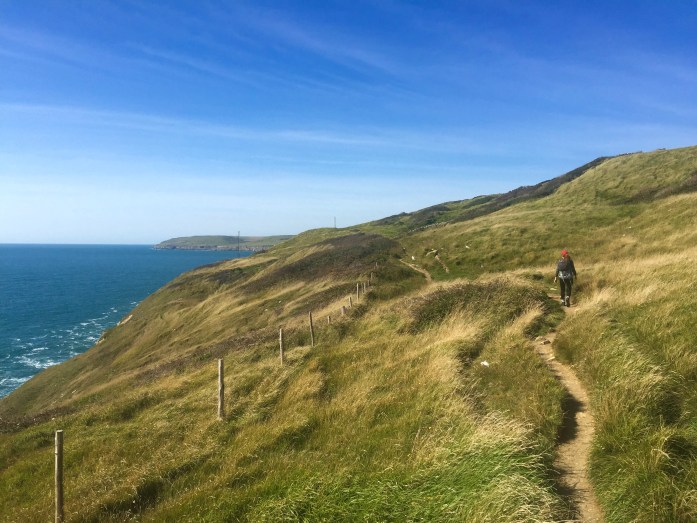 Journeying Along the South West Coast Path
