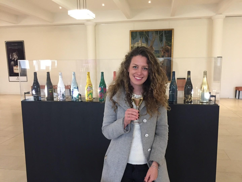 The Basic Bon Vivant's Guide to Champagne, France: Reims