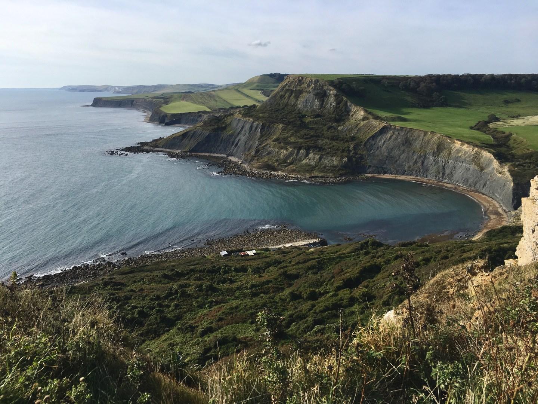 Hiking the South West Coast Path