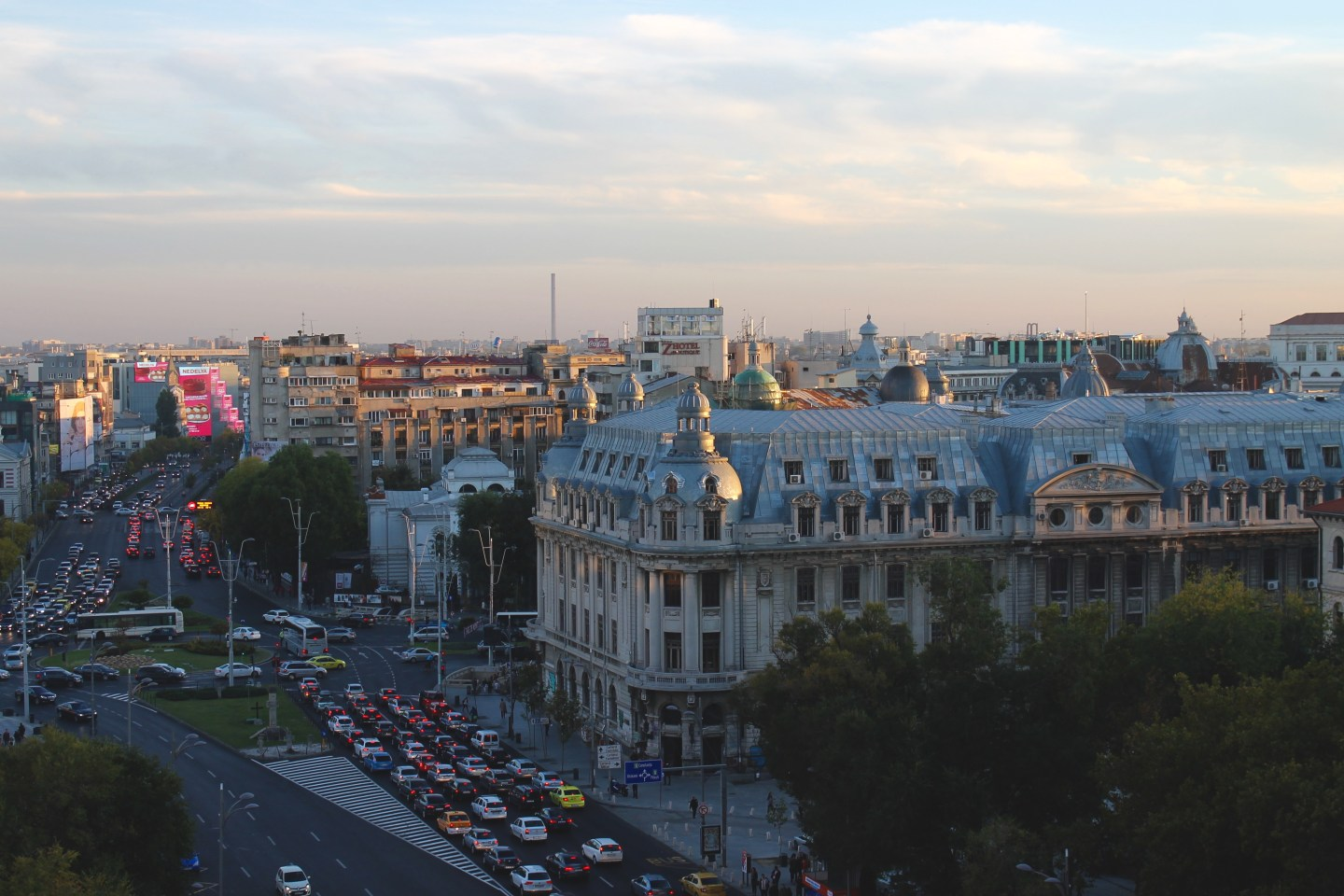 Bucharest, Romania Travel Guide