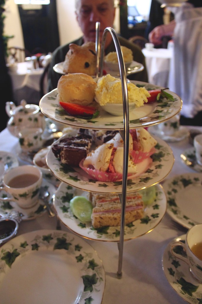 Afternoon Tea at Bridge Tea Rooms