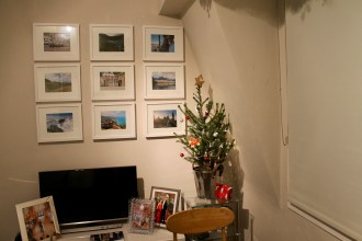 Christmas in our Flat