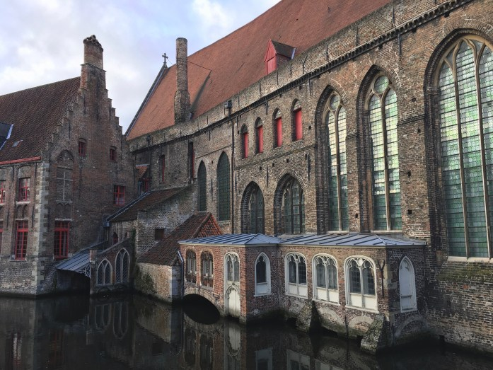 Bridge views in Bruges
