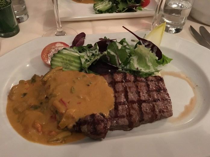 steak at pieter pourbus