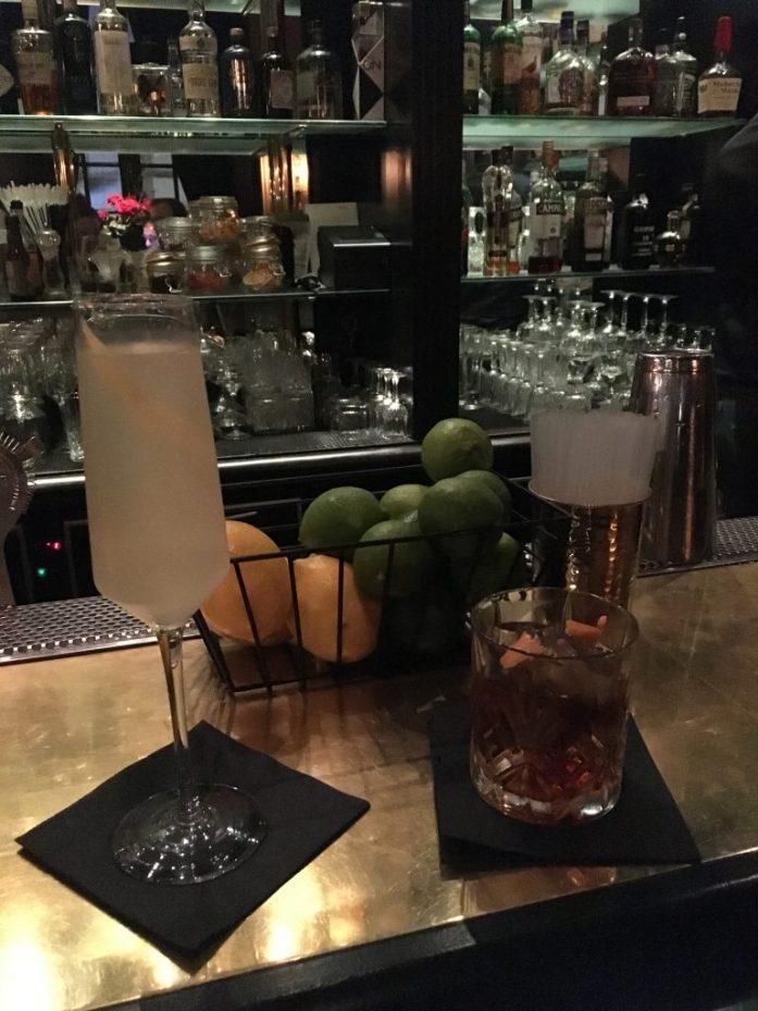 Cocktails at Groot Vlaenderen