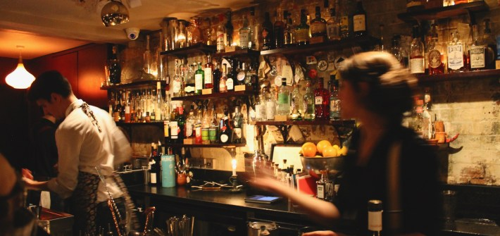 Best bars in London: Happiness Forgets