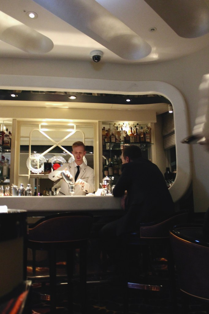 Best bars in London: American Bar at The Savoy