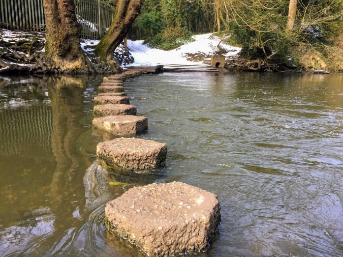 Stones Walk