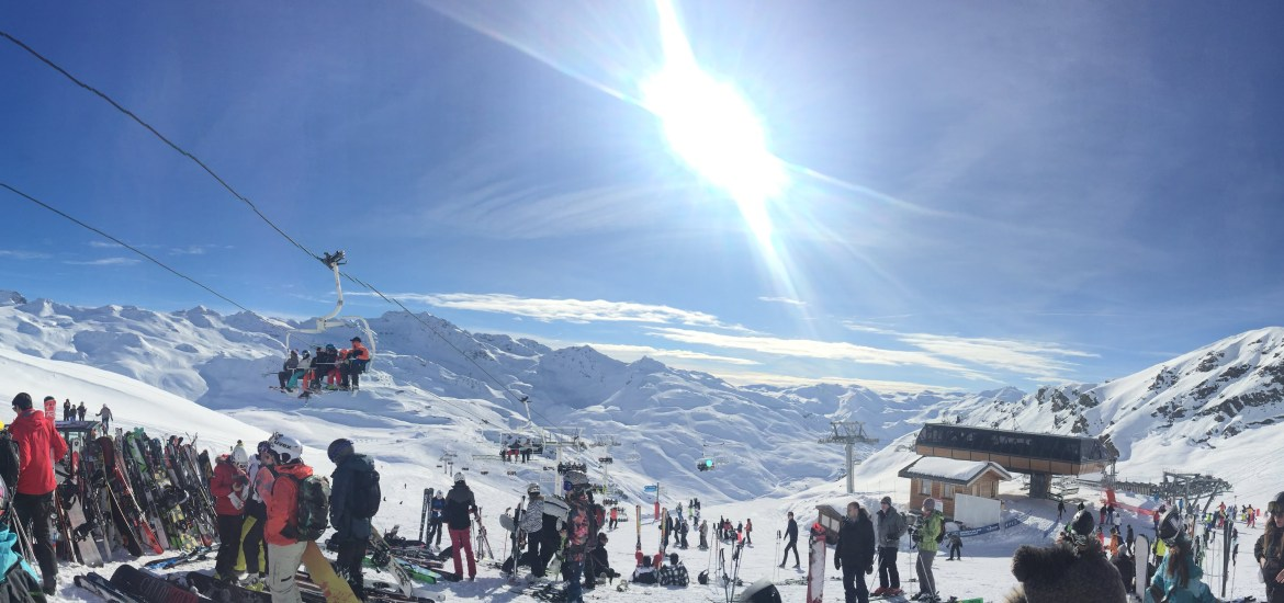 Méribel and Les Trois Vallees