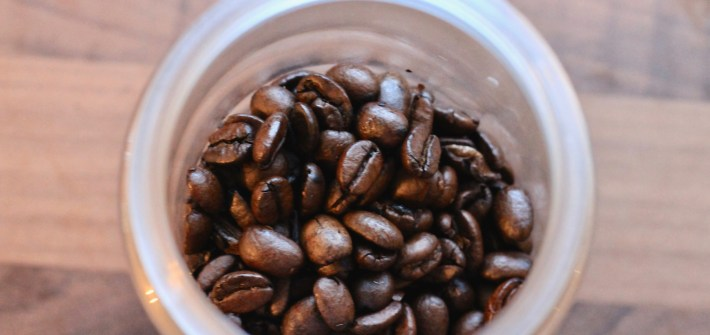 Coffee beans for cold brew