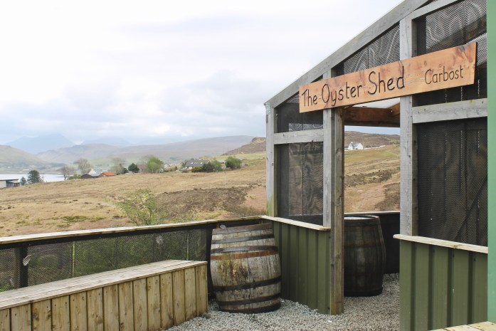 The Oyster Shed Isle of Skye