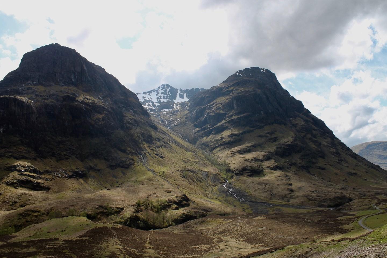 Isle of Skye to Edinburgh via Fort William
