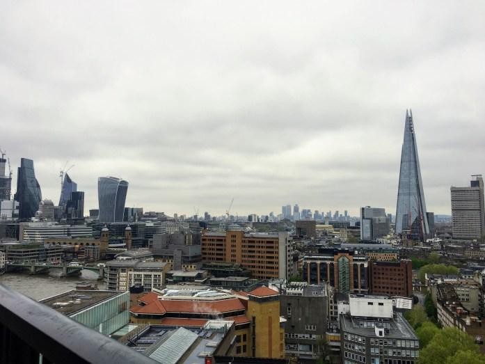 Best Rooftop Views in London - Tate Modern