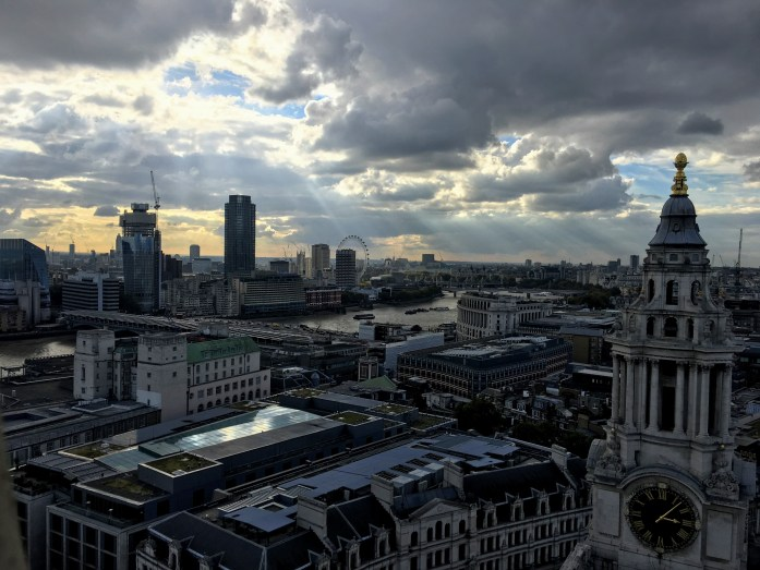 Best Rooftop Views in London - St Paul's Cathedral
