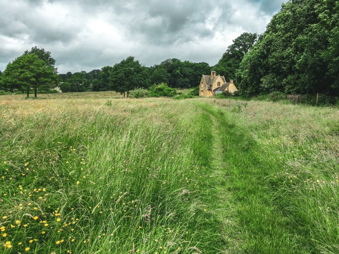 Hiking in the Cotswolds