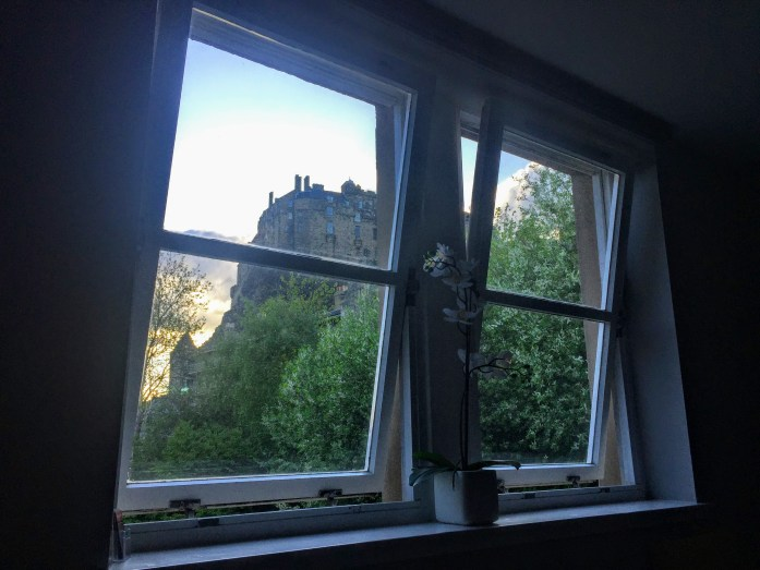 Airbnb in Edinburgh, Scotland