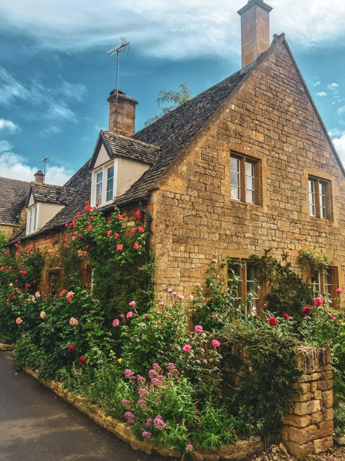 Cotswolds in bloom in June