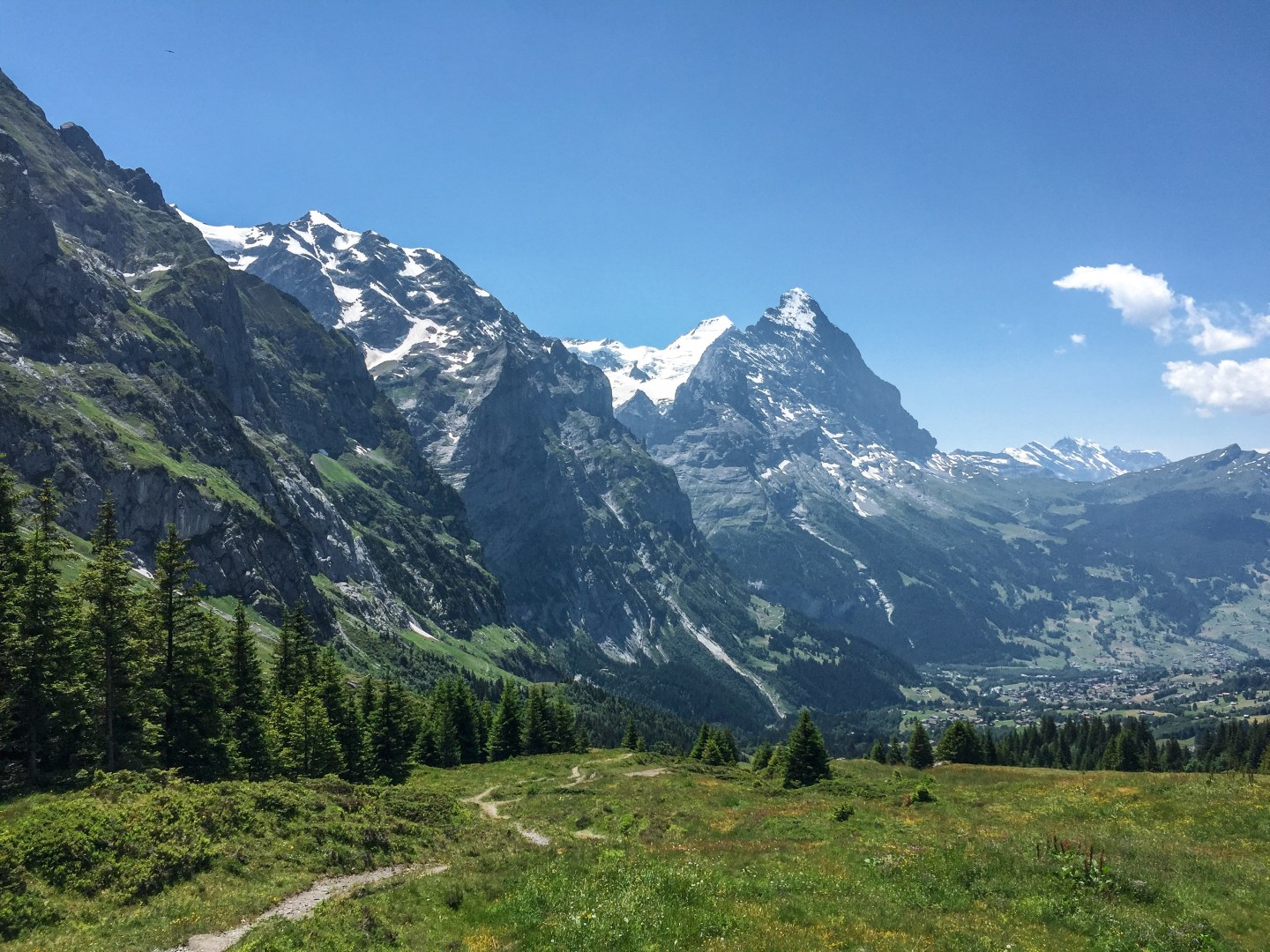 Backpacking in the Swiss Alps: Via Alpina Stage 10