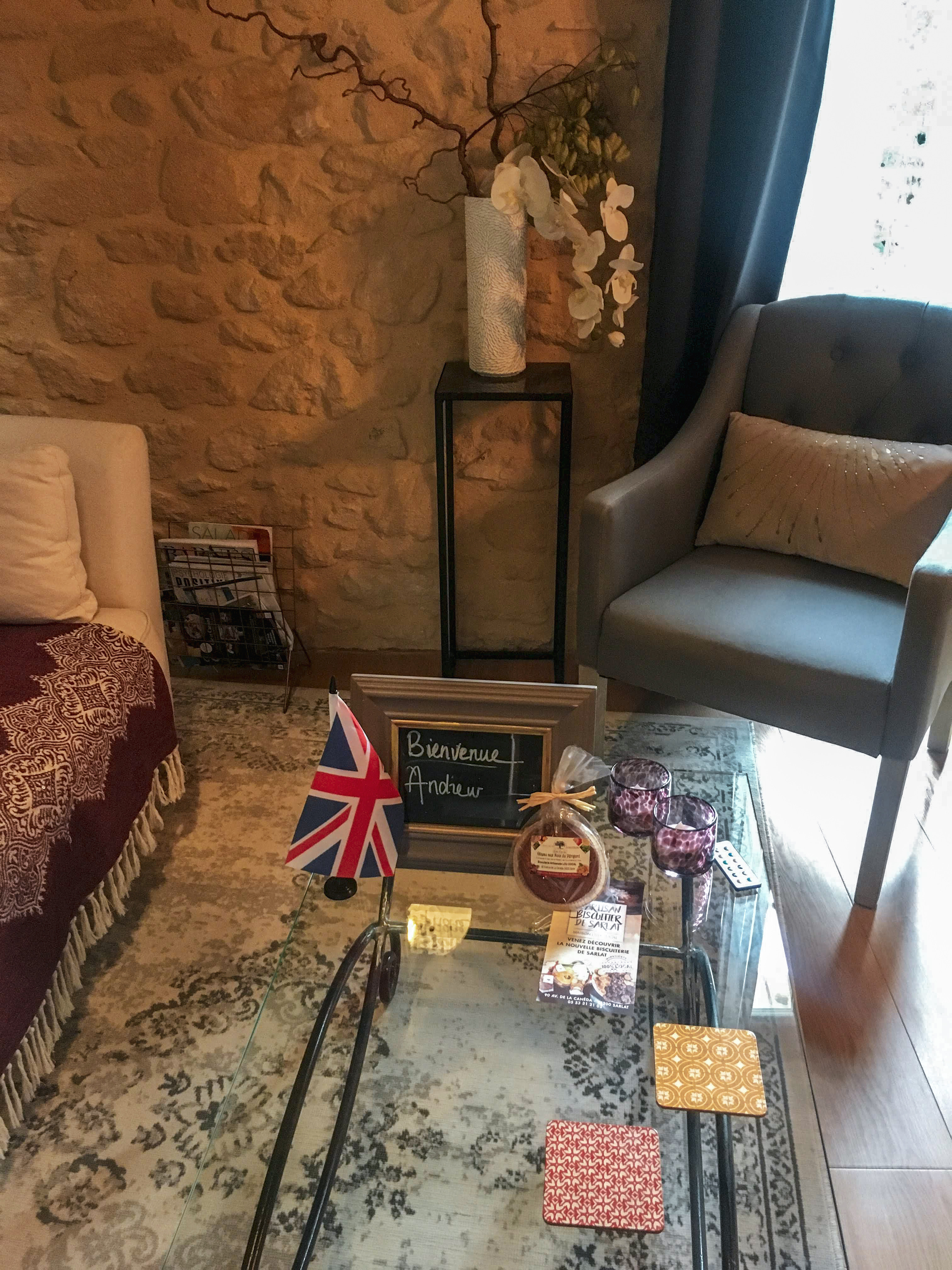 Airbnb in Sarlat