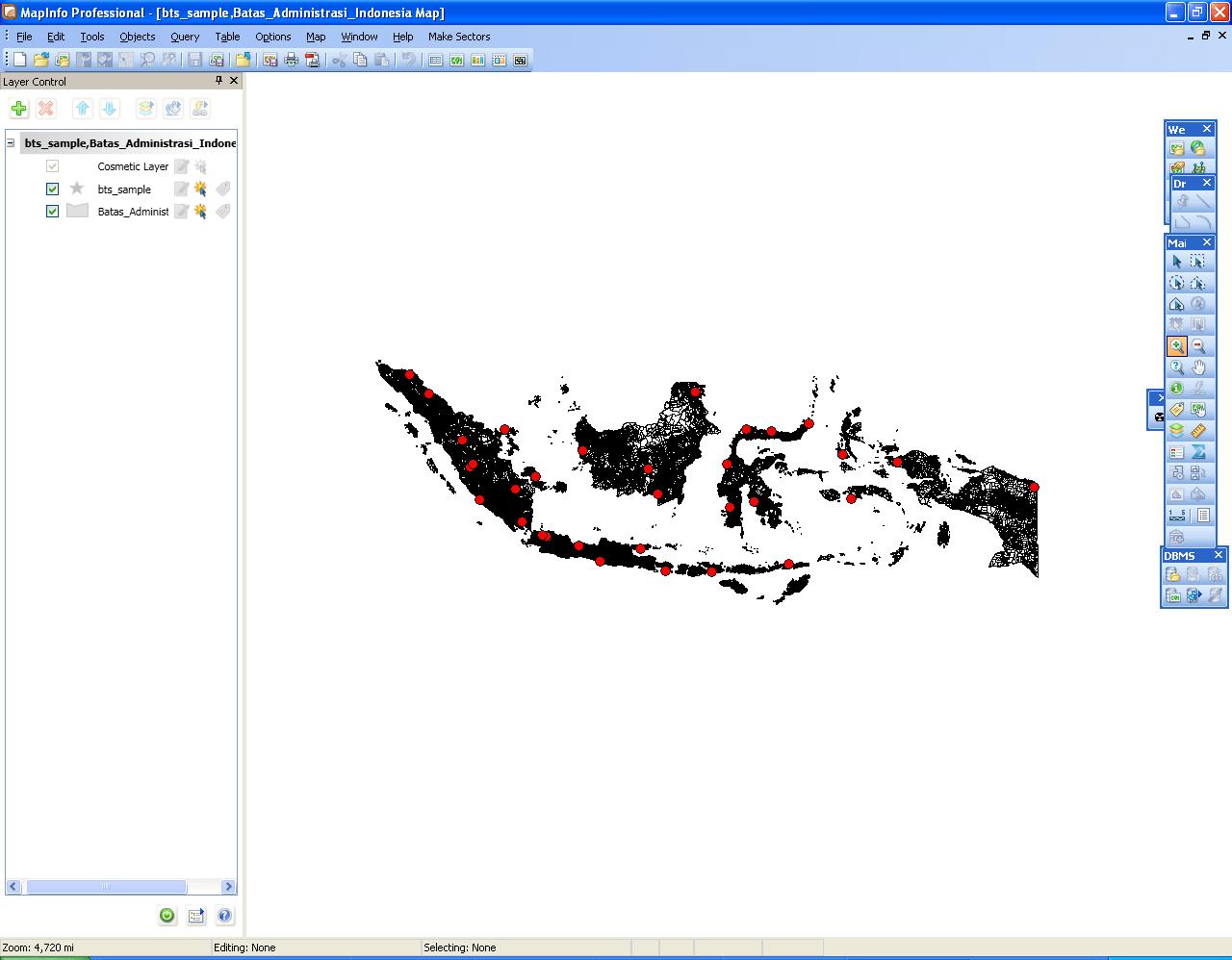 Mapinfo Basics