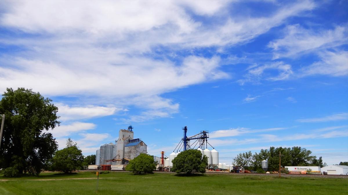 Saskatchewan par Alexis Mette on Unsplash