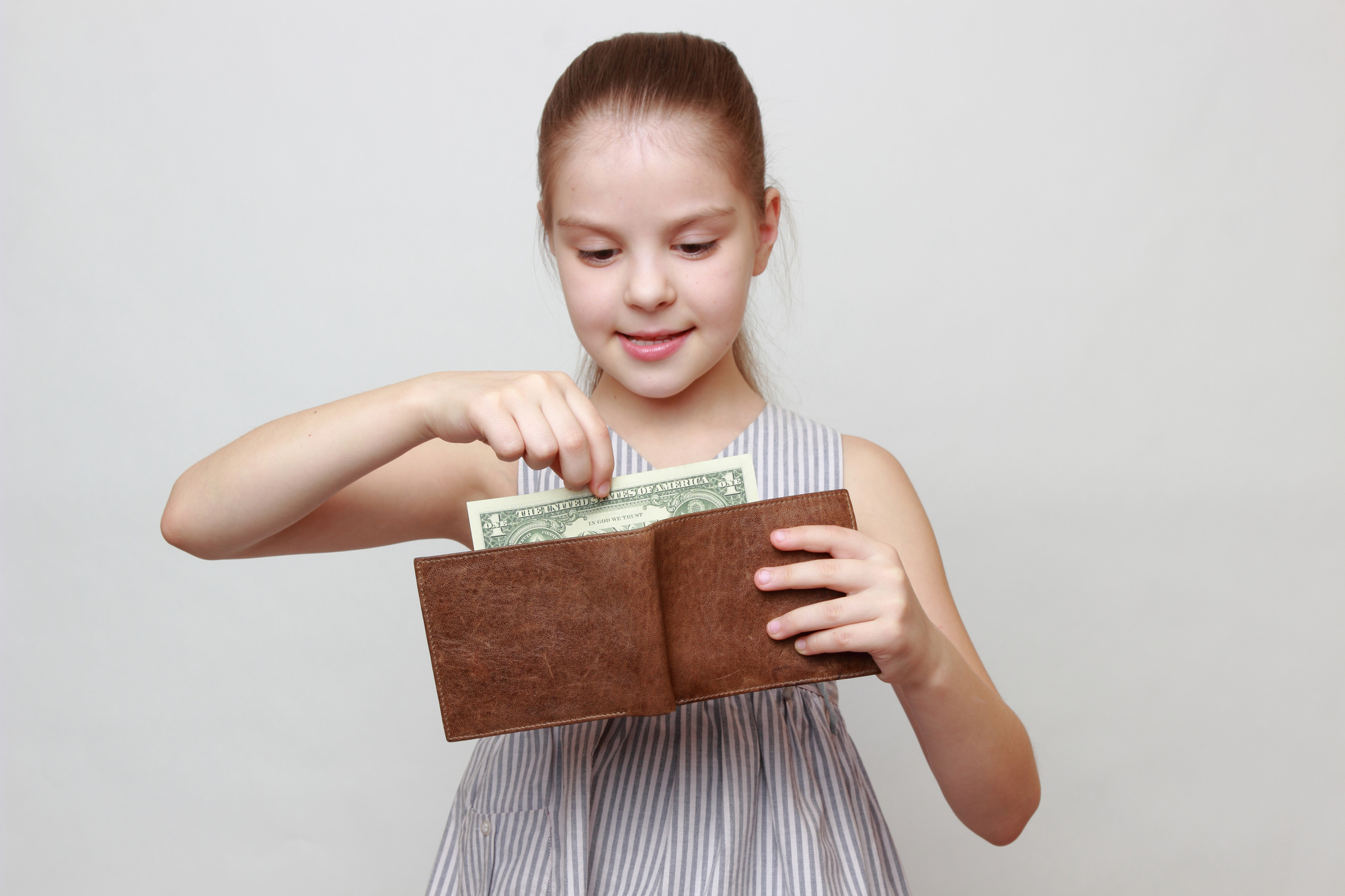 5 Ways to Teach Kids the Value of a Dollar