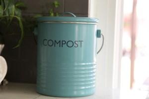 countertop compost pail