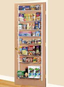 Get Your Spices Up on the Door | Basic Organization