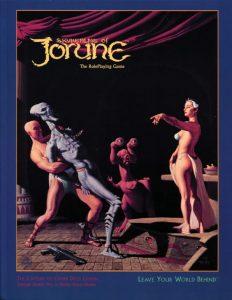 Skyrealms of Jorune - BRP Dyshas