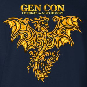 Chaosium @ Gen-Con 50
