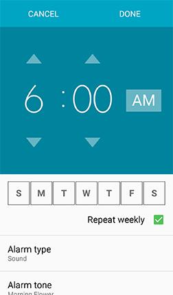 Android Alarm Clock Tutorial | Unique Alarm Clock