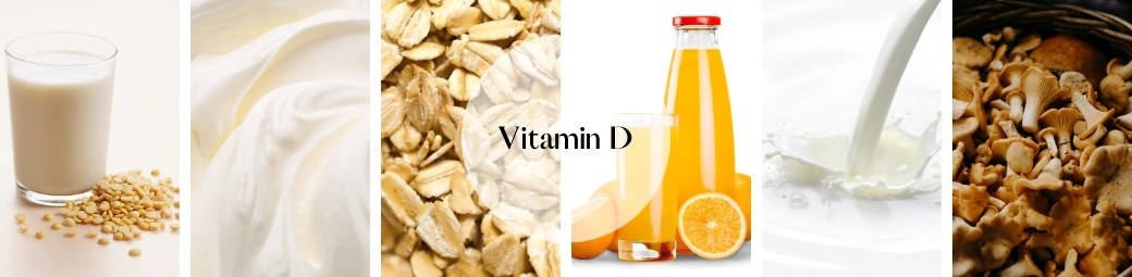 48 foods you need to add to your diet now. vitamins & minerials. vitamain d