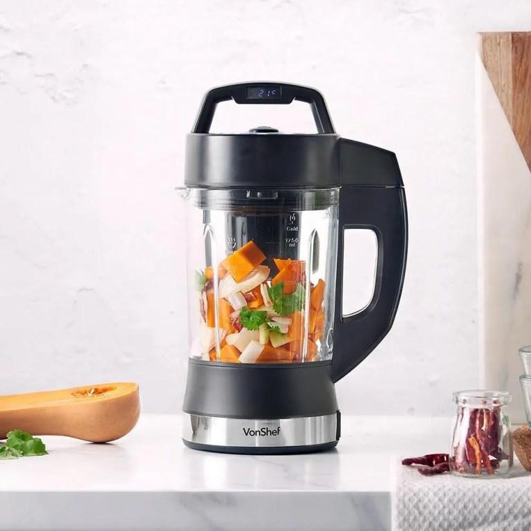 vonshef-soup-maker-electric 1