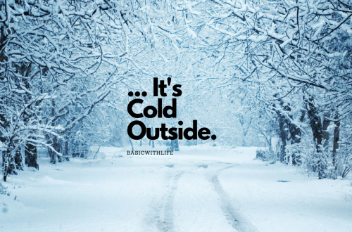 10 Signs It's Cold Outside.