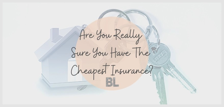 Are you really sure you have the cheapest insurance? Header