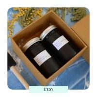DIY Cyanotype Printing Dye Kit at etsy