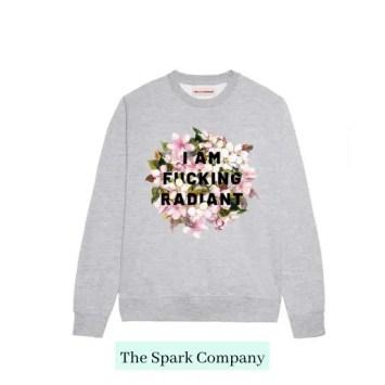 I Am Fcking Radiant sweater sweatshirt