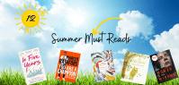 12 summer must reads blog post