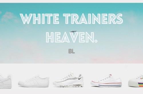 White Trainers Heaven.