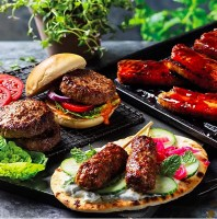 M&S three for £10 barbecue deals