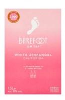 Barefoot White Zinfandel Boxed Wine