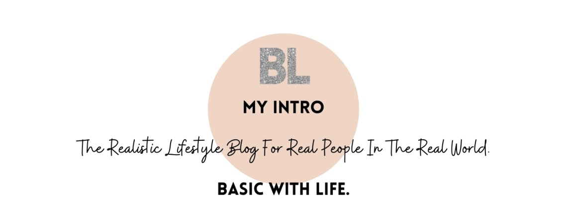 realistic lifestyle blog introduction